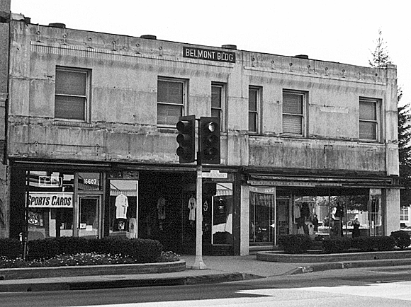 Belmont Building, Bellflower, 1914