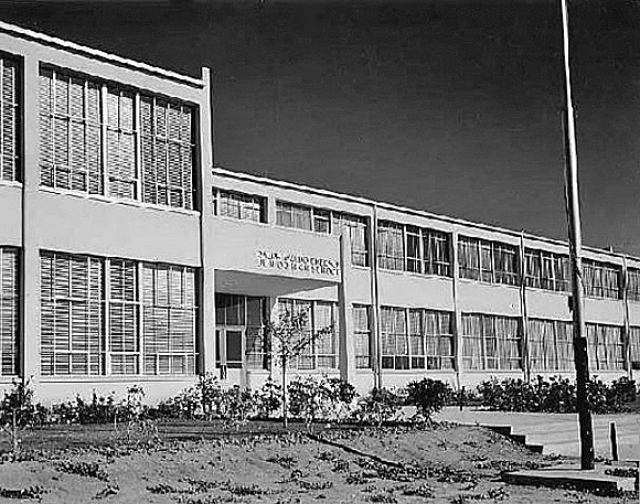Ralph Waldo Emerson Junior High School, Westwood, 1938