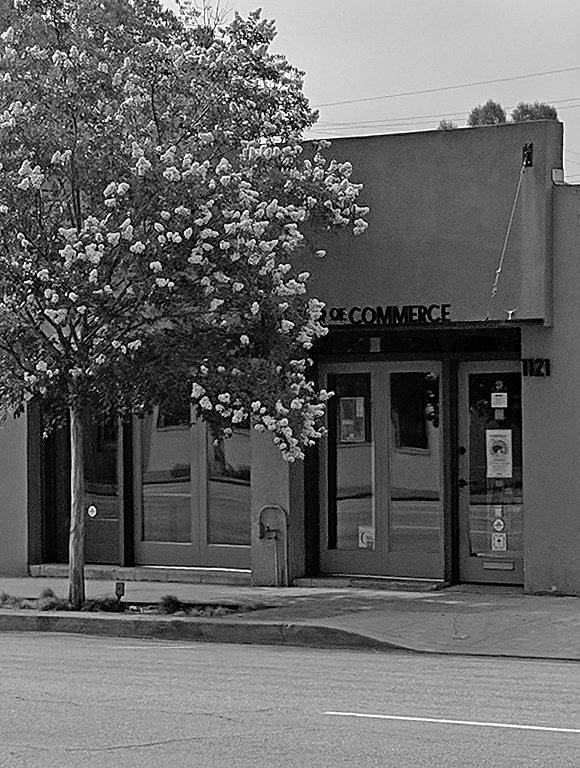 South Pasadena Chamber of Commerce, South Pasadena, 1923