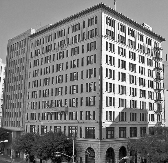 Union Bank & Trust Company Building, Los Angeles, 1922