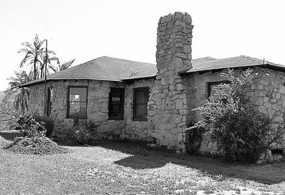 Whitaker House, San Diego, 1940