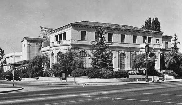 Wilshire Ebell Club & Theater, Hancock Park, 1927